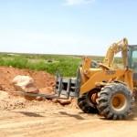 pipe excavation